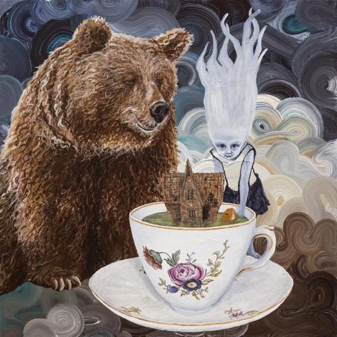 Bruger du noget i kaffen?